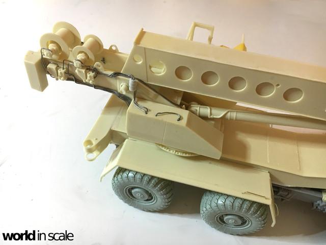 MAZ-543 + KS-6571 - 1/35 by Trumpeter, Panzershop  IMG_5754