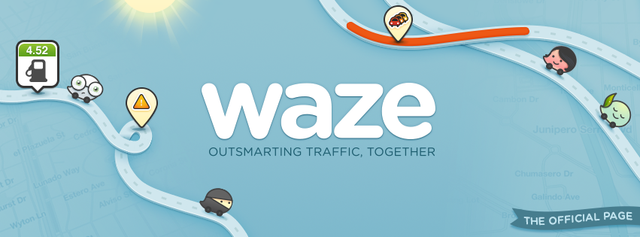 Best Lifesyle Apps #9: Waze
