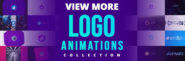 Logo Ident 1 Minimalist Intro