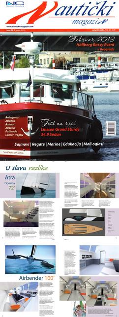 Nautički magazin (februar 2013)