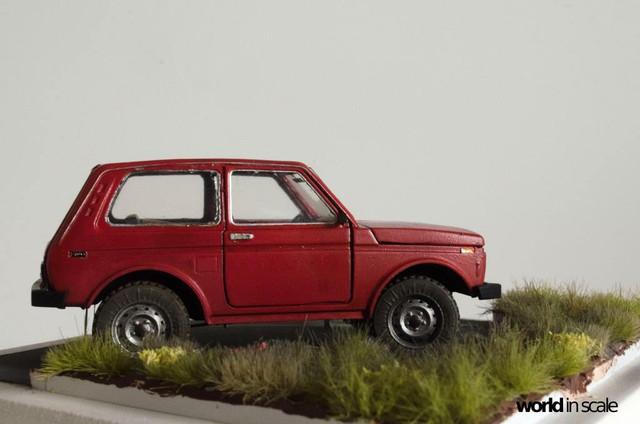 Lada Niva - 1:35 von Balaton Modell   23847257_946724365495079_2920699259386905535_o