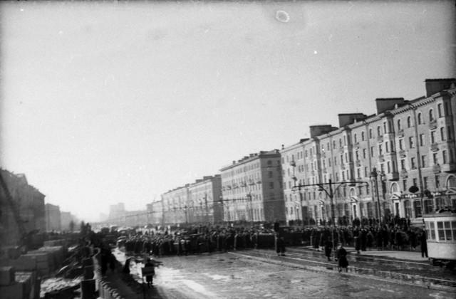 Dyatlov pass funerals 9 march 1959 09