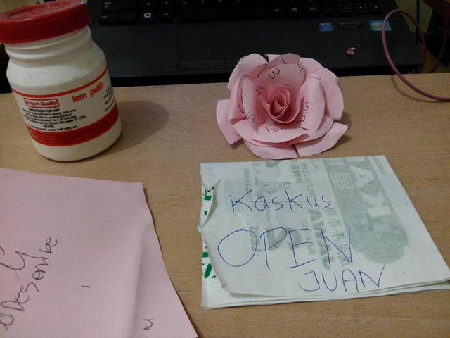 [COC DIY] Proses Pembuatan Bunga dan Kotak Pensil dari Barang Bekas ! Keren !