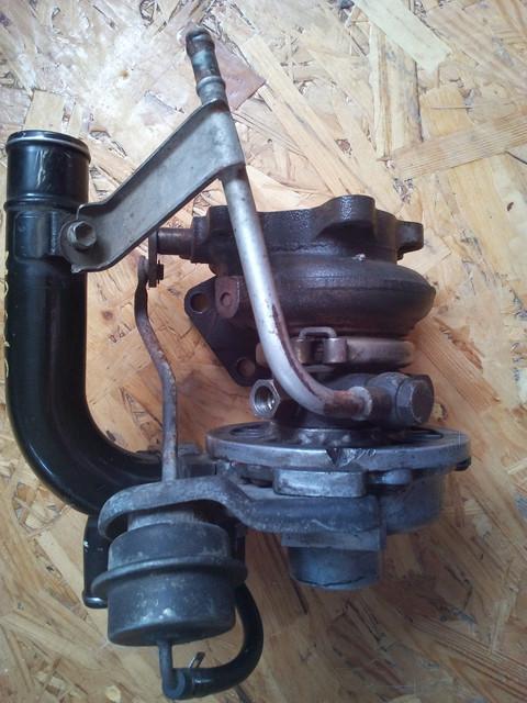 Двигатель K3VET турбо в разбор - Запчасти и аксессуары - IMG_20180929_105707