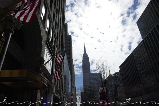 hayleyxmartin   W 34th St - Empire State Building