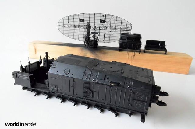 "P-40 ""Longtrack""-Radar - 1:35 v. Trumpeter, Panzershop, ... 26756941_974115549422627_2595812853681248813_o"