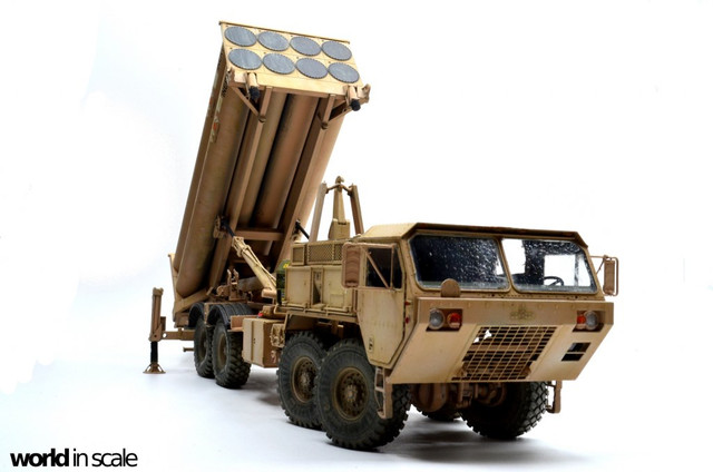 Terminal High Altitude Area Defence (THAAD) - 1/35 by Trumpeter DSC_3169_1024x678