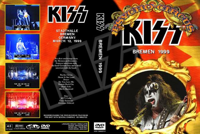 KISS - 1999-03-12 ~ Bremen, Germany - Guitars101 - Guitar Forums