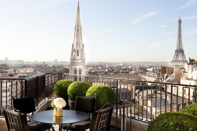 Penthouse Suite Terrace Gregoire Gardette 2