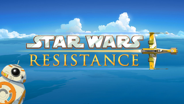 [Lucasfilm - Série] Star Wars Resistance (2018) SW1