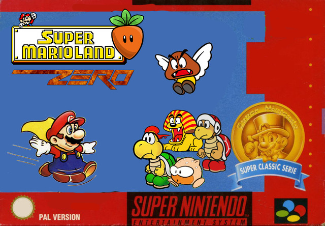 Super Mario land Zero [SMW HACK] - Super Mario Bros  X Forums