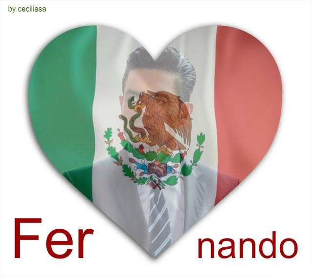 mexico FER150918 F