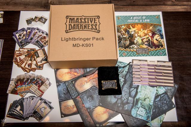 Lightbringer pack 1