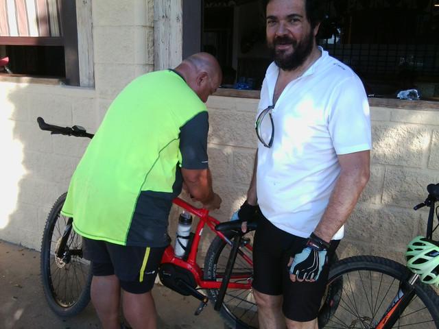 Jarapalos en bici Foto4865