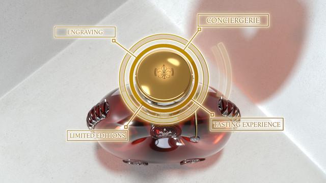 КОНЬЯК LOUIS XIII Представляет «Умный Декантер»: первый хрустальный декантер с сетевыми возможностями