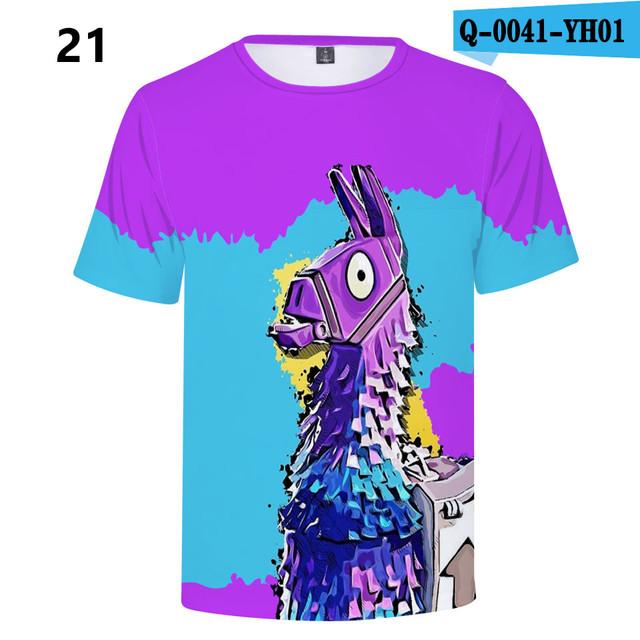Battle-Royale-T-Shirts-Rainbow-Smash-Pony-Horse-Short-Sleeve-Tshirts-3-D-T-shirts-Boys-and-Q0041-YH0
