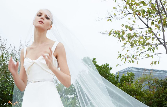Elie Saab's new bridal collection