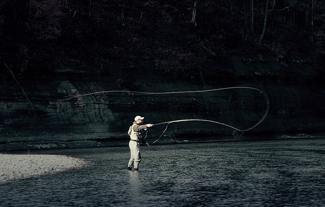 Loading the Fly Rod with Energy