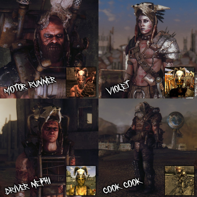Fallout Screenshots XIII - Page 3 4card