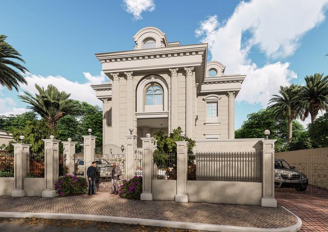 A Classical Villa CLASSICAL_VILA_LUMION_8_PS_A3