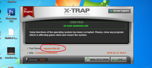 xtrap game security