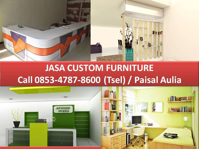 Jasa Custom Rak Dinding Dapur Di Surabaya Jasa Custom Interior Surabaya