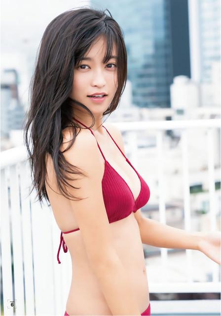小岛琉璃子 少年Magazine0009