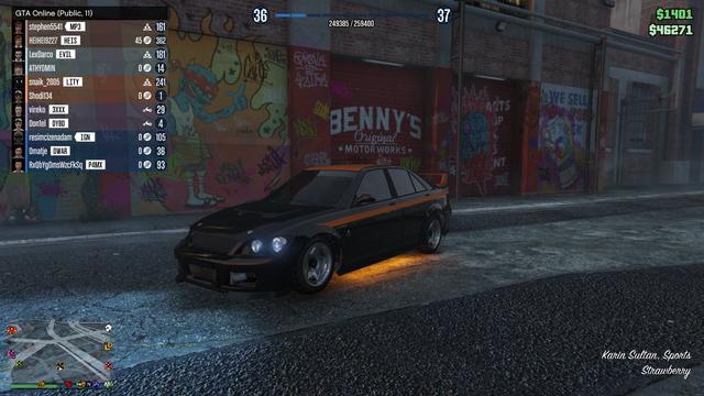 Grand Theft Auto V Screenshot 2018 07 23 19 48 13 74