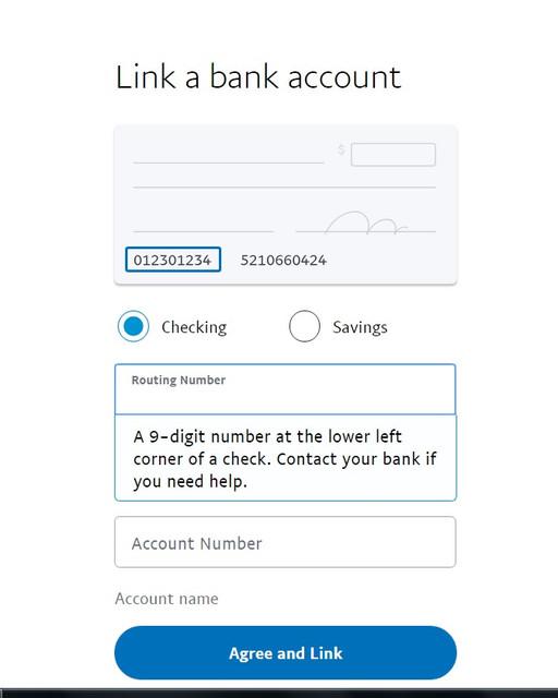 رقم التوجيه البنكي الراجحي باي بال