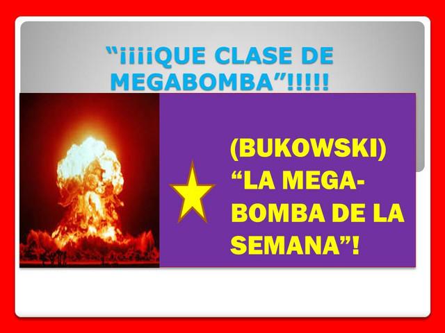 (2) (ABIERTOS) ELIMINADOS VALENCIA + RINCONADA + RETIRADOS!  BOKOWSKI_2