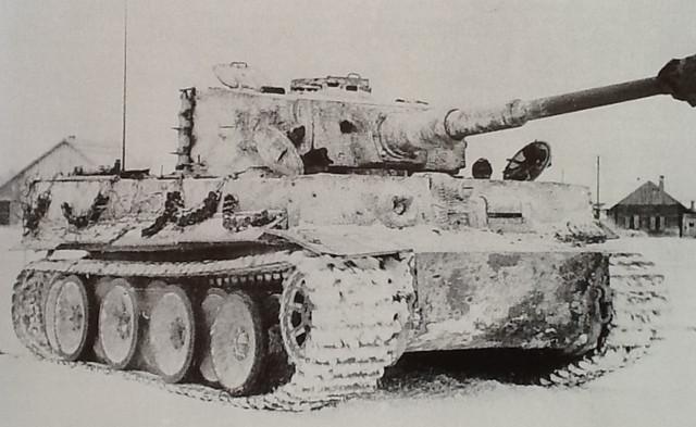 S Pz abt 502 Tiger 134 a