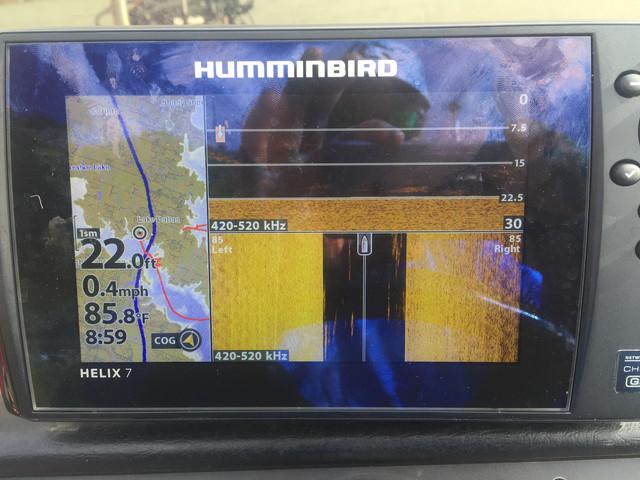 Humminbird Helix 7 SI G2n and Helix 7 GPS DI G2n | Trading