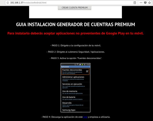 Underc0de - Malware distribuido por whatsapp