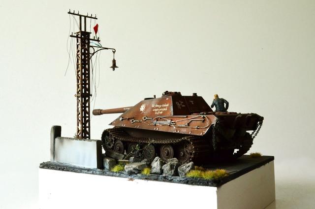 Jagdpanzer E-75 - 1:35 v. Trumpeter, Bolddivision DSC_2814