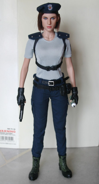 osw.zone Law Enforcement 1/6 S.T.A.R.S Jill Valentine Resident Evil Remake HD