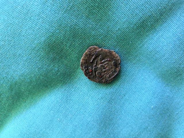 AE3 de Constancio II. FEL TEMP - REPARATIO. Soldado romano alanceando a jinete caído. Cyzicus.. IMG_20180707_104707