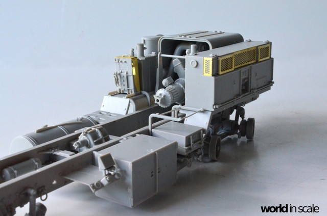 Terminal High Altitude Area Defence (THAAD) - 1/35 by Trumpeter DSC_2840