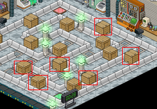 [Habbox] Superheroes - Not Available Step11