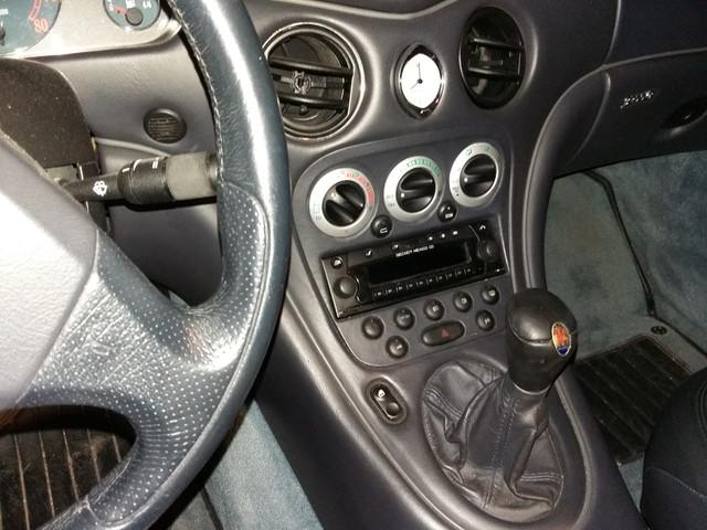 interieur driver 2