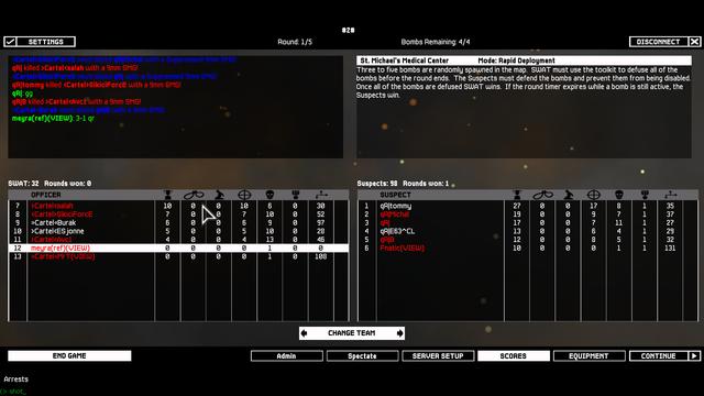 Cartel vs qR  2-6 Lost [Final League] 4