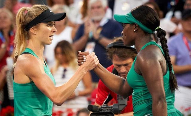 Расписание: Свитолина сыграет со Стивенс в финале Итогового турнира