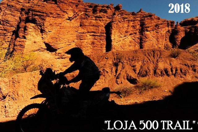 """Loja 500 trail 2018 - 3/4 de noviembre (dedicada a David """"carpenter"""") LOJA_500"""
