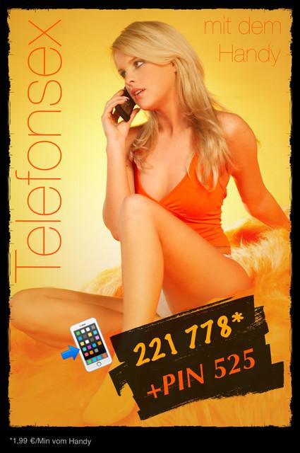 Telefonsex mit dem Handy