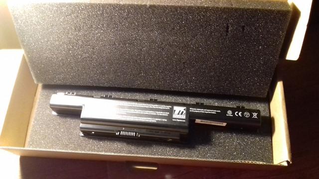 Nabíjačka + baterka Acer, Uplne nové
