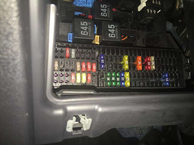 Fuse Box In Jetta 2012 : Vwvortex gli fuse box which am i missing