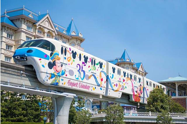 [Tokyo Disney Resort] Le Resort en général - le coin des petites infos - Page 13 W858