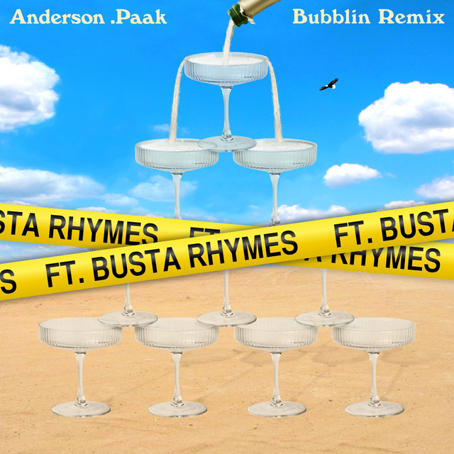 Anderson .Paak Ft. Busta Rhymes - Bubblin (Remix) itunes