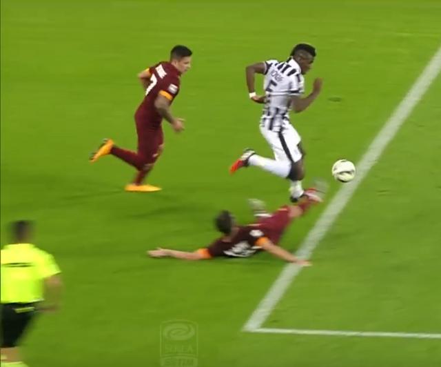 Screenshot 2018 4 17 Juventus Roma 3 2 Highlights Giornata 06 Serie A TIM 2014 15 You Tube 1 Copy