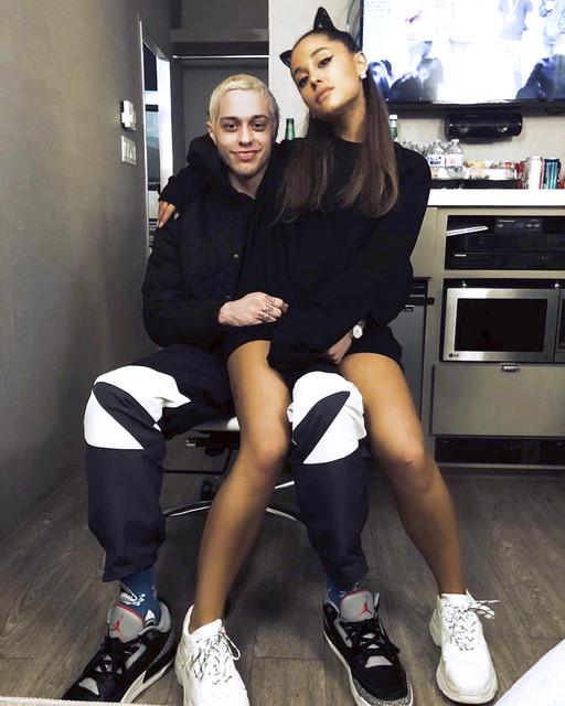 Ariana-grande-y-Pete-davidson