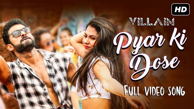 Pyar Ki Dose 2018 Bengali Video Song (Villain) By.Ankush & Rittika HD